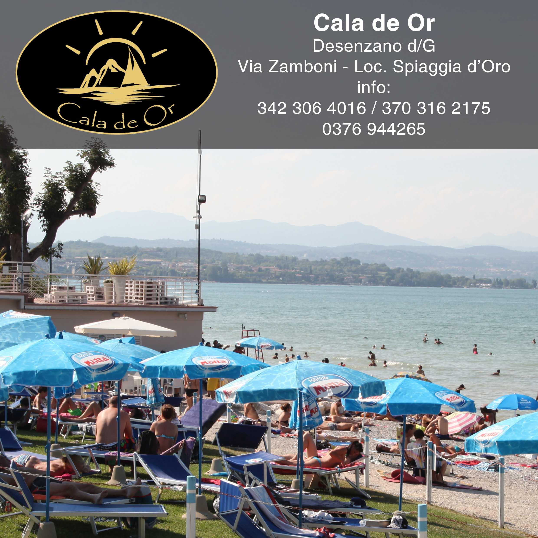 Cala de Or - Loc. Spiaggia d'Oro - Desenzano del Garda