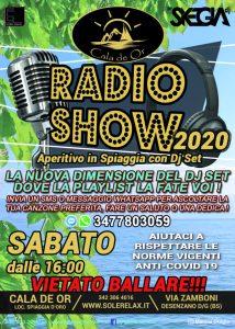 Radio Show Desenzano - Radio Show Settembre 2020